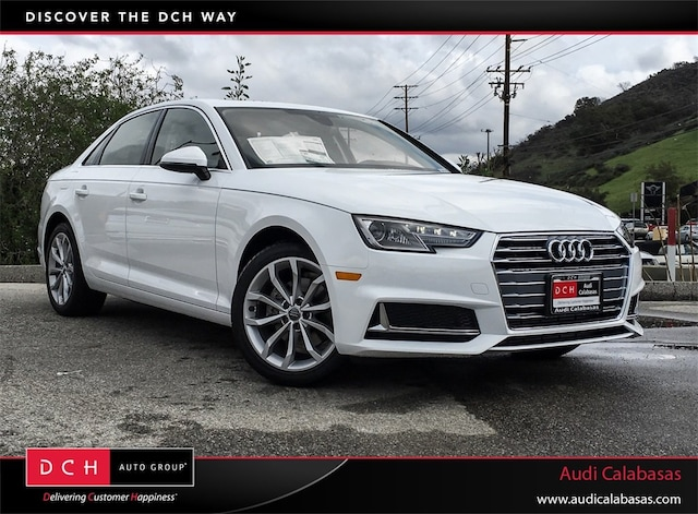 New Audi A4 2019 Audi A4 2.0T Premium Sedan for sale in Calabasas, CA