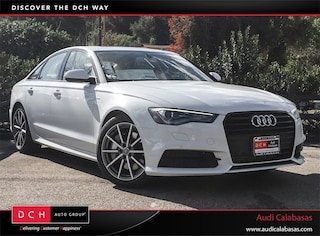 New 2018 Audi A6 2.0T Premium Sedan For sale in Calabasas, CA