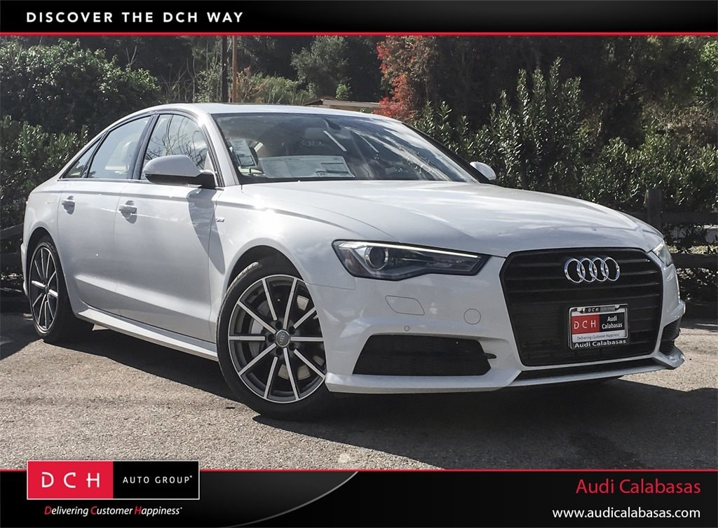New 2018 Audi A6 2.0T Premium Sedan For Sale In Calabasas