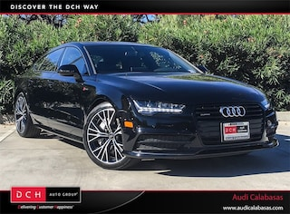 New 2018 Audi A7 3.0T Premium Plus Hatchback for sale in Calabasas