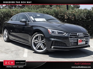 New 2018 Audi A5 2.0T Premium Plus Coupe for sale in Calabasas