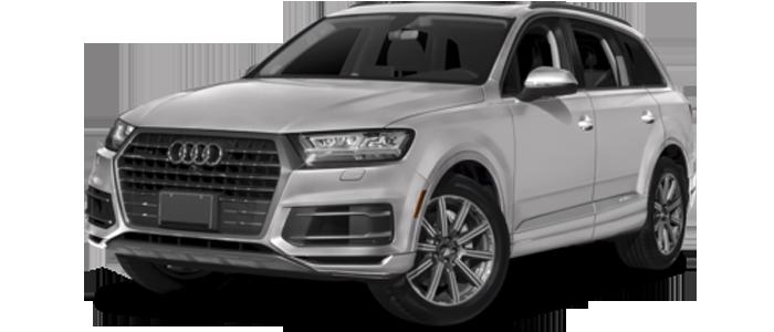 New 2018 Audi Q7 at Audi Calabasas