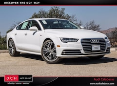 New Audi A7 2018 Audi A7 3.0T Premium Plus Hatchback for sale in Calabasas, CA