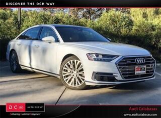 New 2019 Audi A8 L 3.0T Sedan for sale in Calabasas