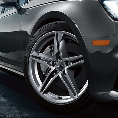 Audi A4 quattro® All-Wheel Drive