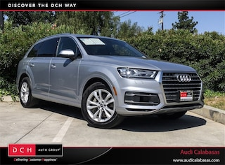 Used 2018 Audi Q7 3.0T Premium SUV for sale in Calabasas