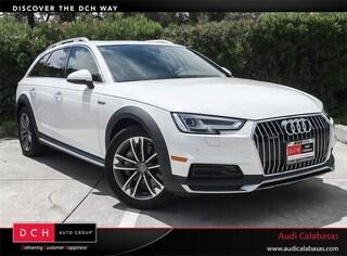 New 2018 Audi A4 allroad 2.0T Premium Plus Wagon for sale in Calabasas
