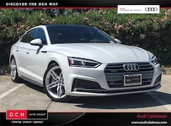 Certified Pre-Owned 2018 Audi A5 2.0T Premium Sportback for sale in Calabasas