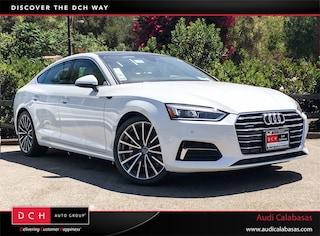 New 2018 Audi A5 2.0T Premium Plus Sportback