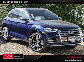 New 2018 Audi SQ5 3.0T SUV for sale in Calabasas