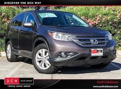 Bargain Used 2012 Honda CR-V EX SUV Calabasas, CA