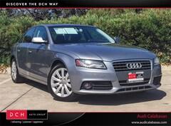 Bargain Used 2011 Audi A4 2.0T Premium Sedan Calabasas, CA