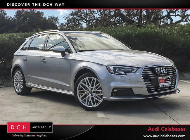 New 2018 Audi A3 e-tron 1.4T Premium Hatchback