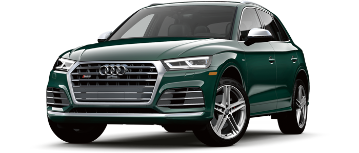 New 2019 Audi SQ5 at Audi Calabasas