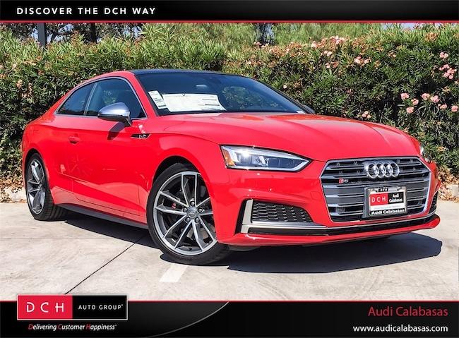 New Audi S Coupe T Premium Plus Tango Red Metallic For Sale - 2018 audi s5 horsepower