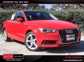 Used 2015 Audi A3 1.8T Premium (S tronic) Sedan for sale in Calabasas