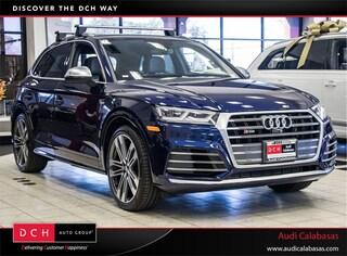 New 2018 Audi SQ5 3.0T Prestige SUV for sale in Calabasas