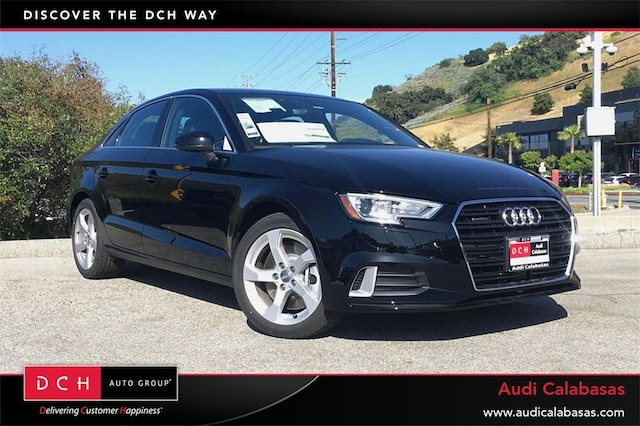 New Audi A3 models 2019 Audi A3 2.0T Premium Sedan for sale in Calabasas, CA