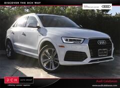 Certified Pre-Owned 2016 Audi Q3 2.0T Premium Plus (Tiptronic) SUV for sale in Calabasas
