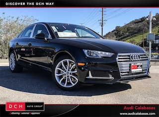 New 2019 Audi A4 2.0T Premium Sedan for sale in Calabasas