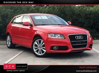 Used Audi 2011 Audi A3 2.0 TDI Premium Sportback for sale in Calabasas