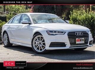 New 2018 Audi A6 2.0T Premium Plus Sedan For sale in Calabasas, CA