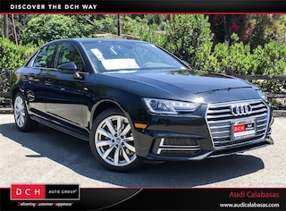 New 2018 Audi A4 2.0T Tech ultra Premium Sedan for sale in Calabasas