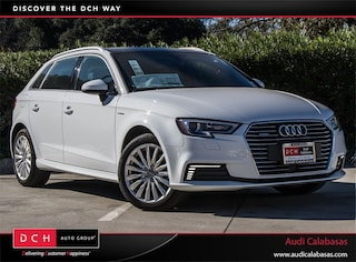 New 2018 Audi A3 e-tron 1.4T Premium Hatchback for sale in Calabasas