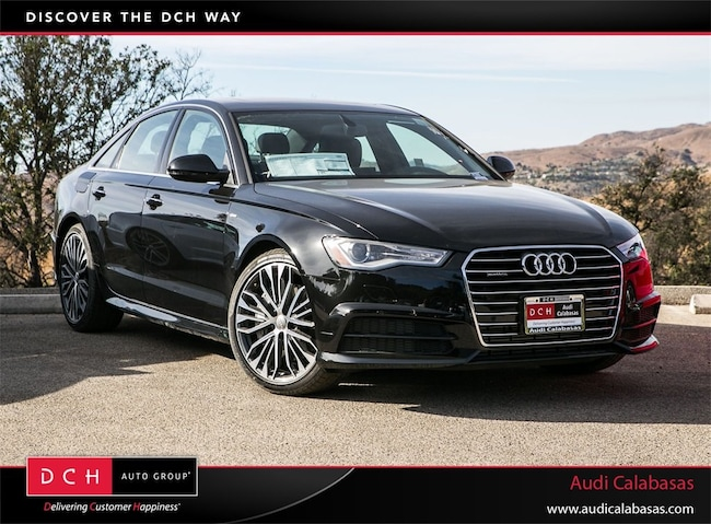 New 2018 Audi A6 2.0T Premium Sedan