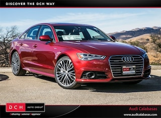 New 2018 Audi A6 3.0T Prestige Sedan for sale in Calabasas