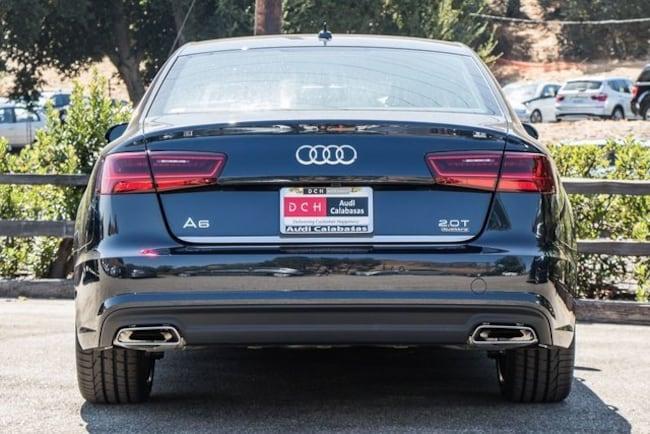 New 2018 Audi A6 2 0t Premium Plus Sedan For In Calabasas