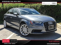 Certified Pre-Owned 2015 Audi A3 2.0T Premium (S tronic) Sedan for sale in Calabasas