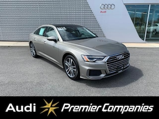 Certified 2019 Audi A6 3.0T Premium Plus Sedan for sale in Hyannis, MA at Audi Cape Cod