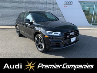 New 2019 Audi SQ5 Premium Plus SUV for sale in Hyannis, MA at Audi Cape Cod