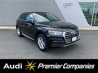2019 Audi Q5 Premium SUV for sale in Hyannis, MA at Audi Cape Cod
