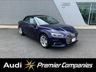 New 2019 Audi A5 Premium Plus Cabriolet for sale in Hyannis, MA at Audi Cape Cod