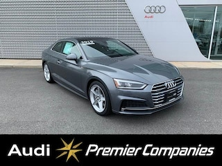 Certified 2019 Audi A5 2.0T Premium Plus Coupe for sale in Hyannis, MA at Audi Cape Cod