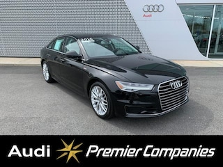 Certified 2016 Audi A6 3.0T Prestige (Tiptronic) Sedan for sale in Hyannis, MA at Audi Cape Cod