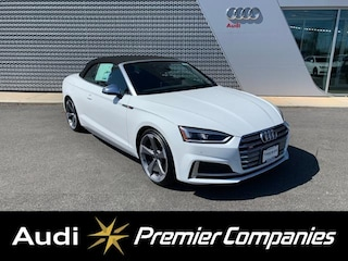 New 2019 Audi S5 Premium Plus Cabriolet for sale in Hyannis, MA at Audi Cape Cod