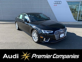 New 2019 Audi A4 Premium Plus Sedan for sale in Hyannis, MA at Audi Cape Cod