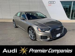 New 2019 Audi A6 Premium Plus Sedan for sale in Hyannis, MA at Audi Cape Cod