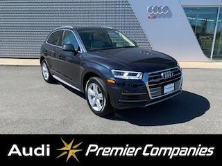 New 2019 Audi Q5 2.0T Premium Plus SUV for sale in Hyannis, MA at Audi Cape Cod