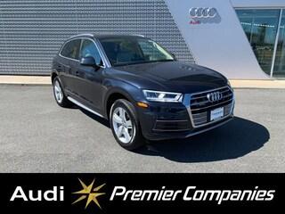 2019 Audi Q5 2.0T Premium Plus SUV for sale in Hyannis, MA at Audi Cape Cod