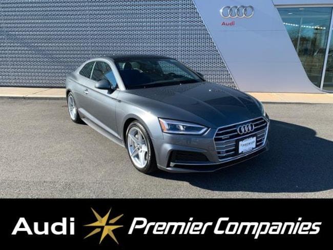 2019 Audi A5 Premium Plus Coupe