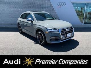 New 2019 Audi SQ5 Premium Plus SUV for sale in Hyannis, MA at Audi Cape Cod
