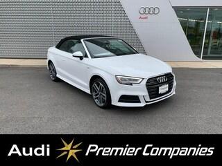 2019 Audi A3 Premium Plus Cabriolet for sale in Hyannis, MA at Audi Cape Cod