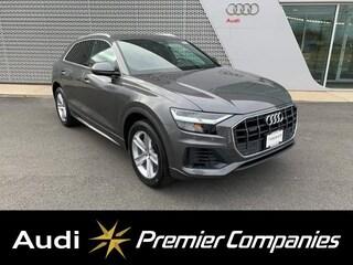 New 2019 Audi Q8 Premium SUV for sale in Hyannis, MA at Audi Cape Cod