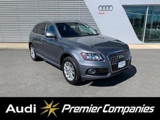 Used 2013 Audi Q5 2.0T Premium SUV for sale in Hyannis, MA at Audi Cape Cod