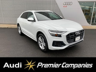 New 2019 Audi Q8 Premium SUV for sale in Hyannis, MA at Audi Cape Cod