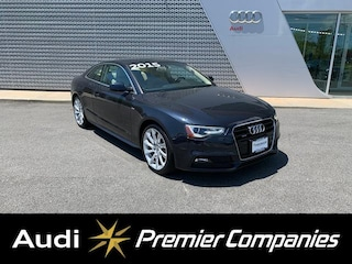 Used 2015 Audi A5 2.0T Premium Plus (Tiptronic) Coupe for sale in Hyannis, MA at Audi Cape Cod